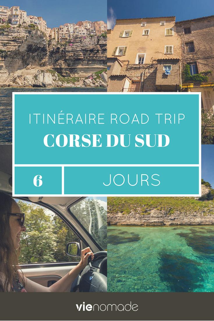 Un road trip en Corse: itinéraire et bons plans