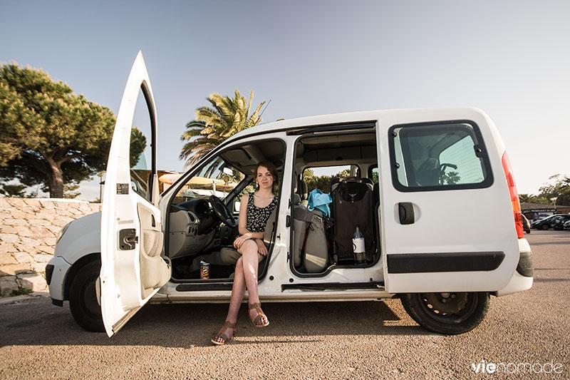 Handi-voyage en véhicule adapté, autour de la Corse