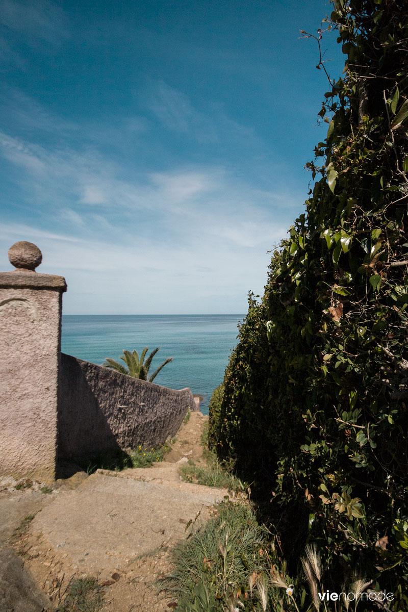 Corse: le Sentier des Douaniers