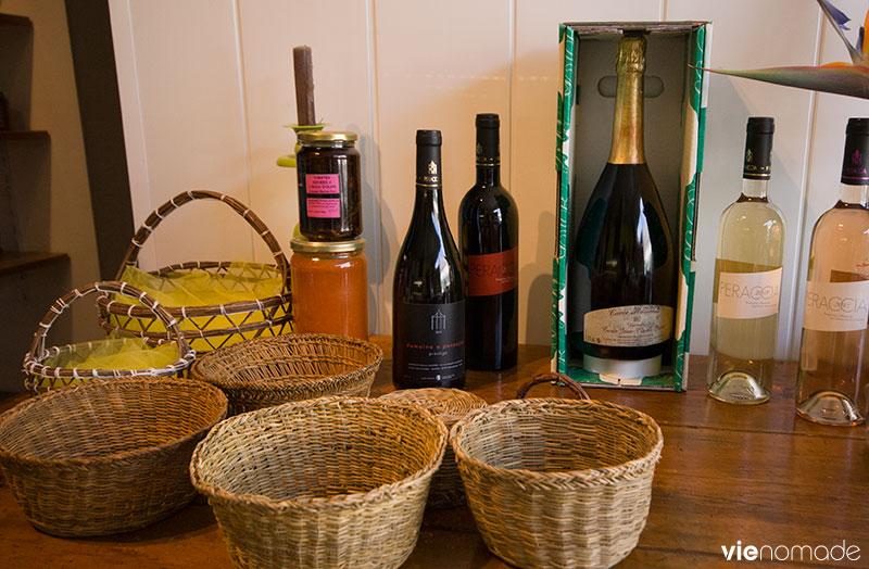 Produits des artisans de Corse