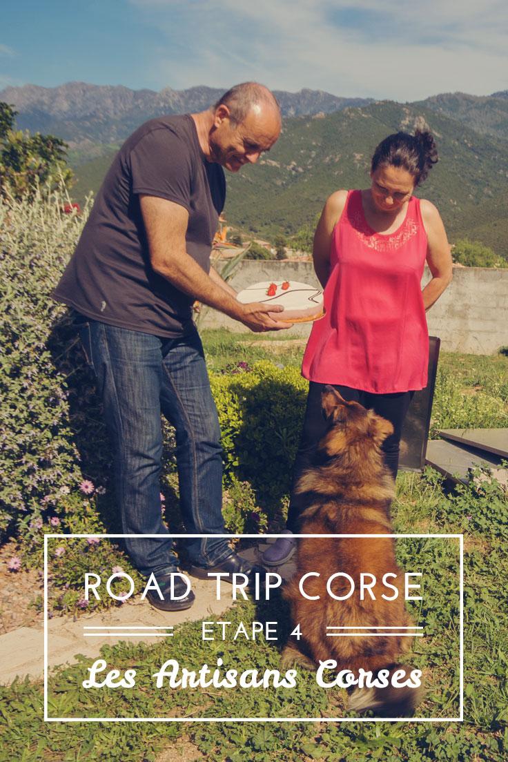 Les artisans de Corse