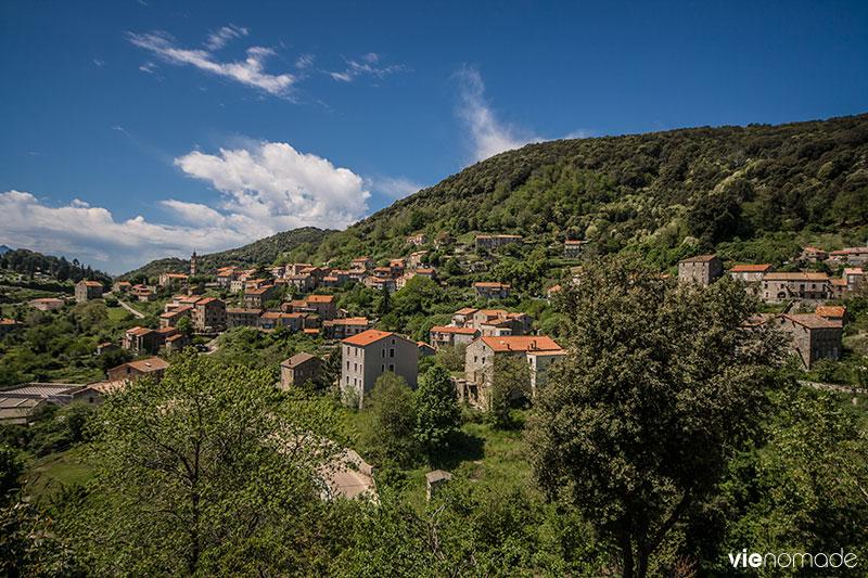 Levie, Corse