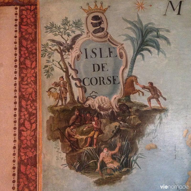Musée Maison Bonaparte à Ajaccio