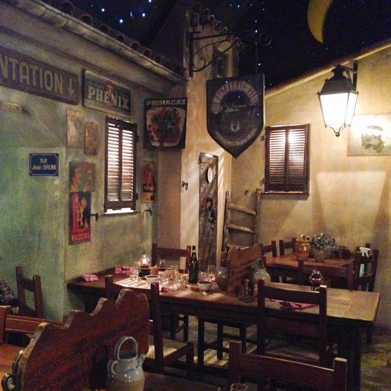 Ls restaurants d'Ajaccio