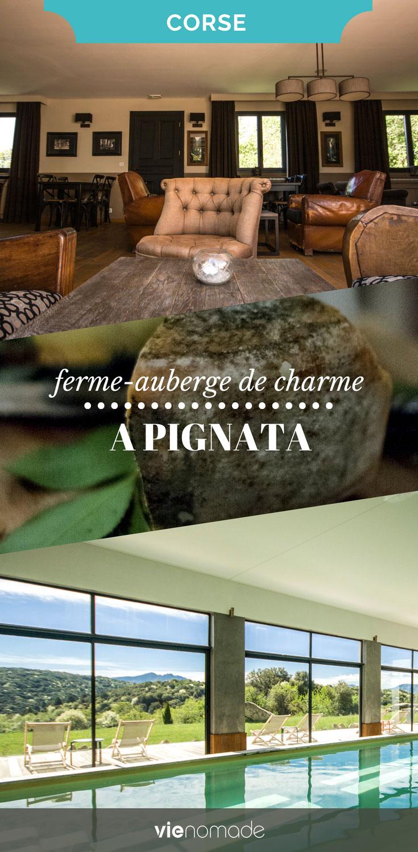 Hôtel en Corse: A Pignata, une ferme-auberge de charme