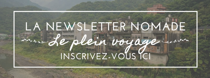 La newsletter nomade