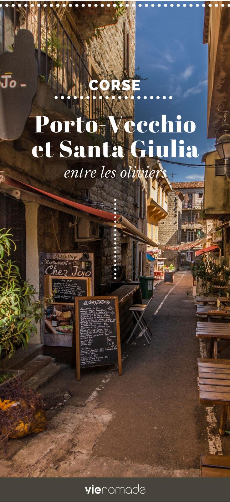 Que faire à Porto-Vecchio, en Corse