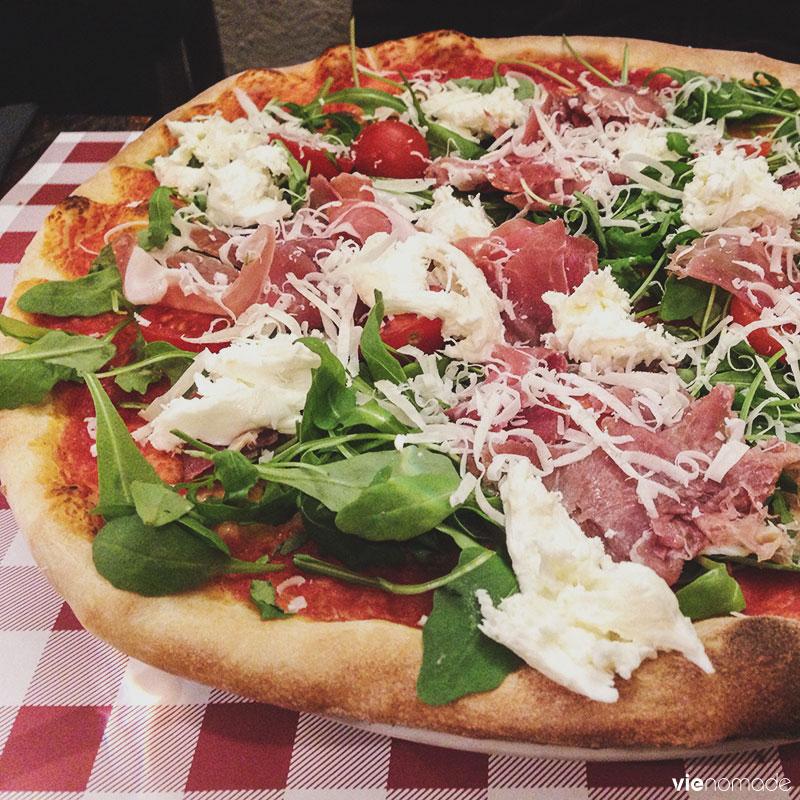 Manger italien à Barcelone