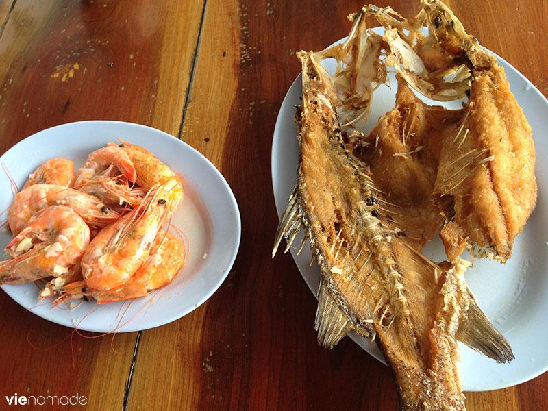 Aree Bangmad, restaurant à Bang Pat, Thaïlande