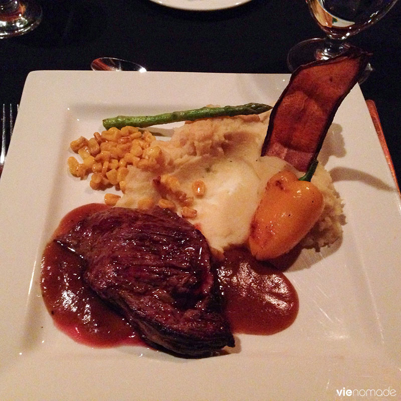 Restaurant le Grand Pic, Lac Taureau