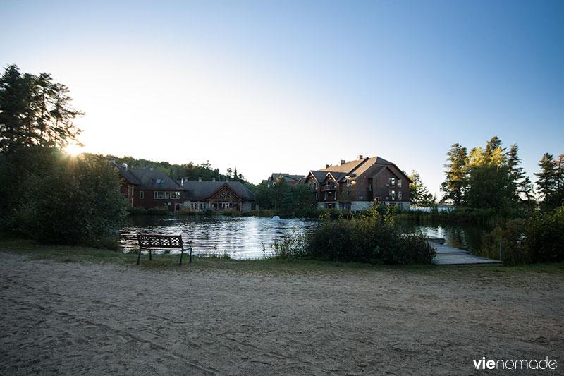 Auberge du Lac Taureau, Québec