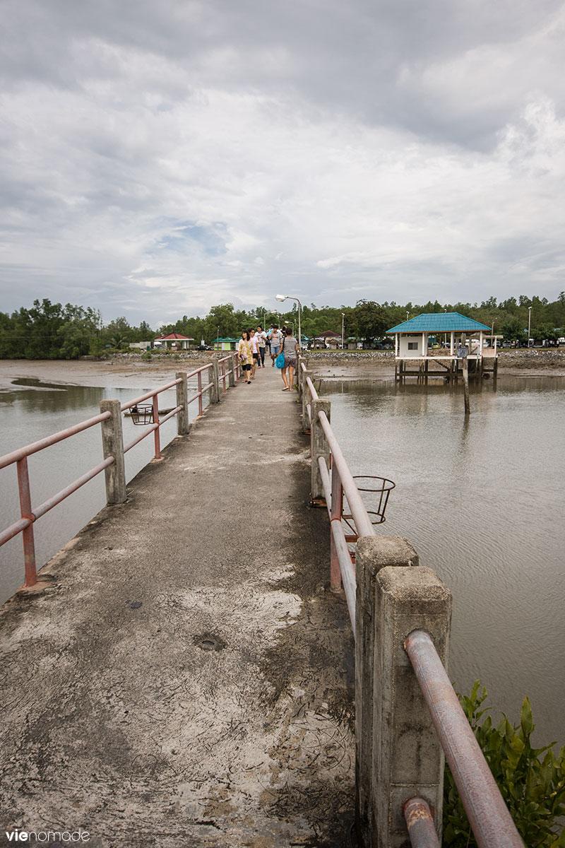 Pont de Bang Pat, Thaïlande