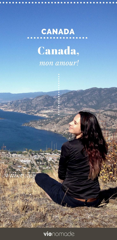 Lettre d'amour au Canada (de Montréal à Penticton)