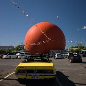 L'Orange Julep, un fast-food à Montréal