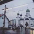 De Cluj-Napoca à Sighisoara en train