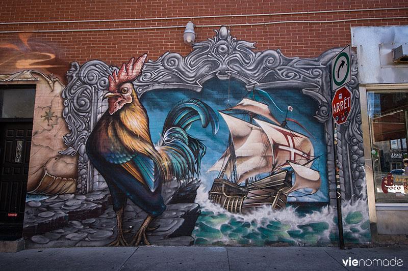 Festival Mural de Montréal