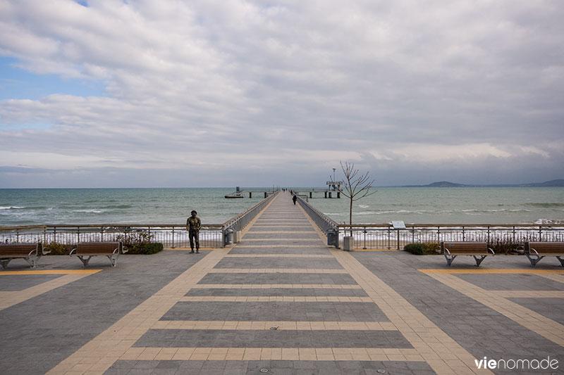 Bourgas, Bulgarie