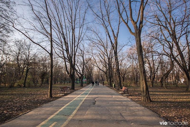 Parc Herastrau, Bucarest