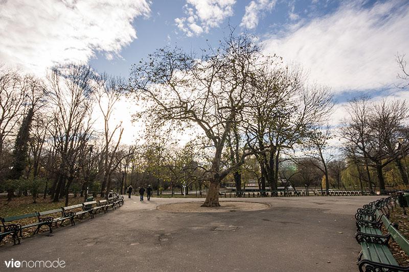Parc Cismigiu, Bucarest