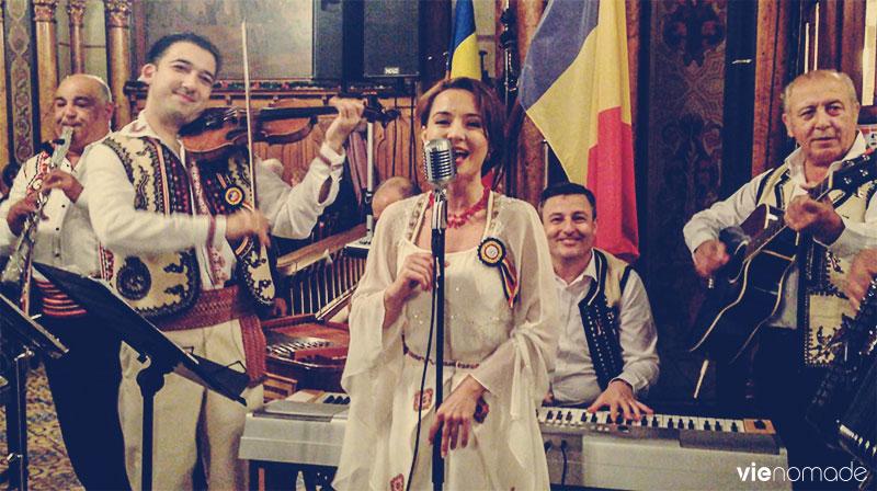 Caru Cu Bere, Bucarest