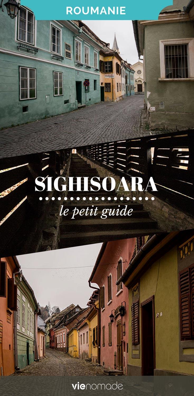Que faire à Sighisoara en Roumanie