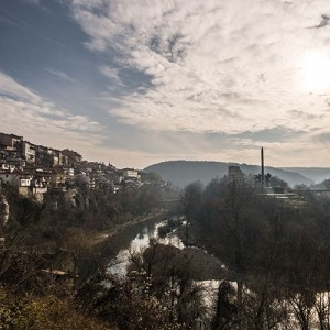 Interrail en Bulgarie