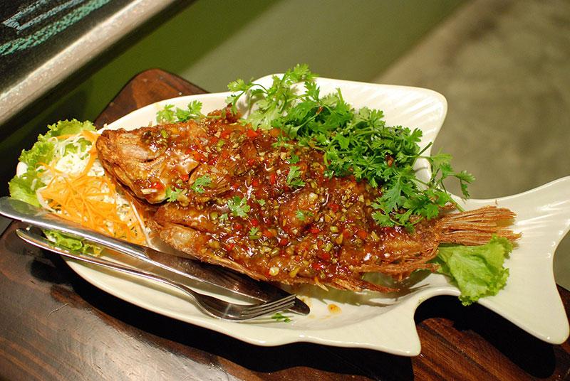 Pla Tub Tim, poisson Thaïlande