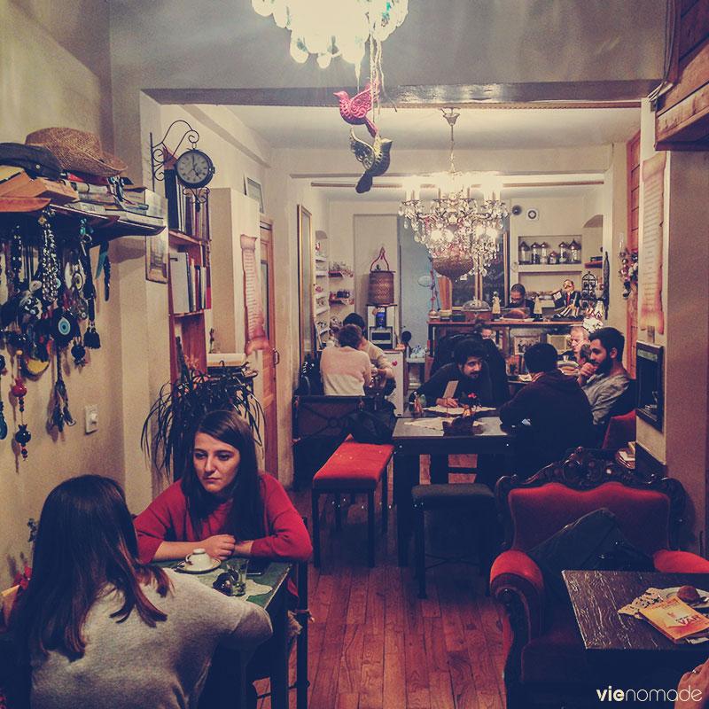 Velvet Café, Istanbul
