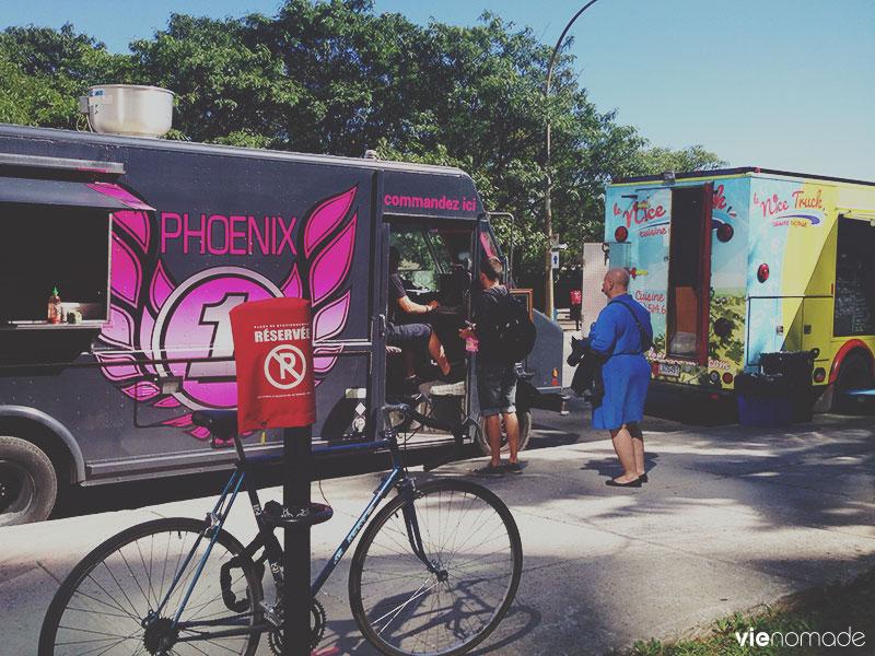 Food Truck Phoenix 1 à Montréal