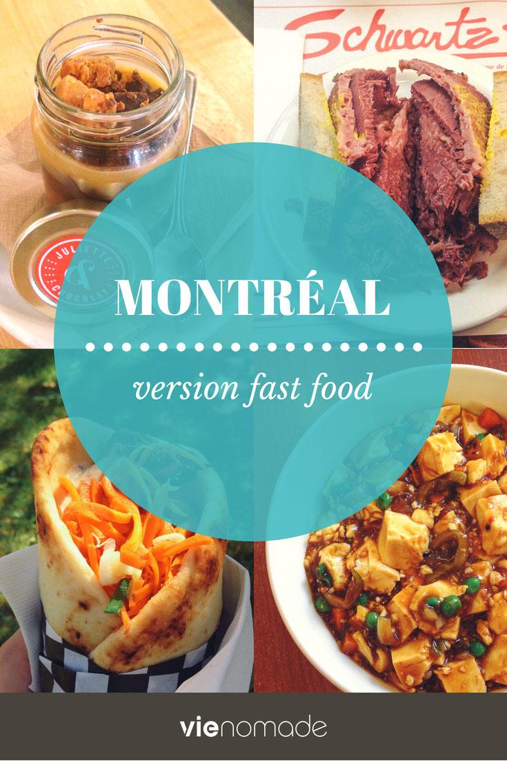 Manger à Montréal: les meilleurs snacks