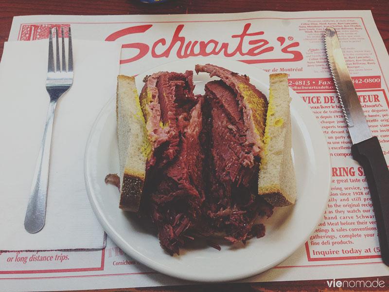 Schwartz's Montréal