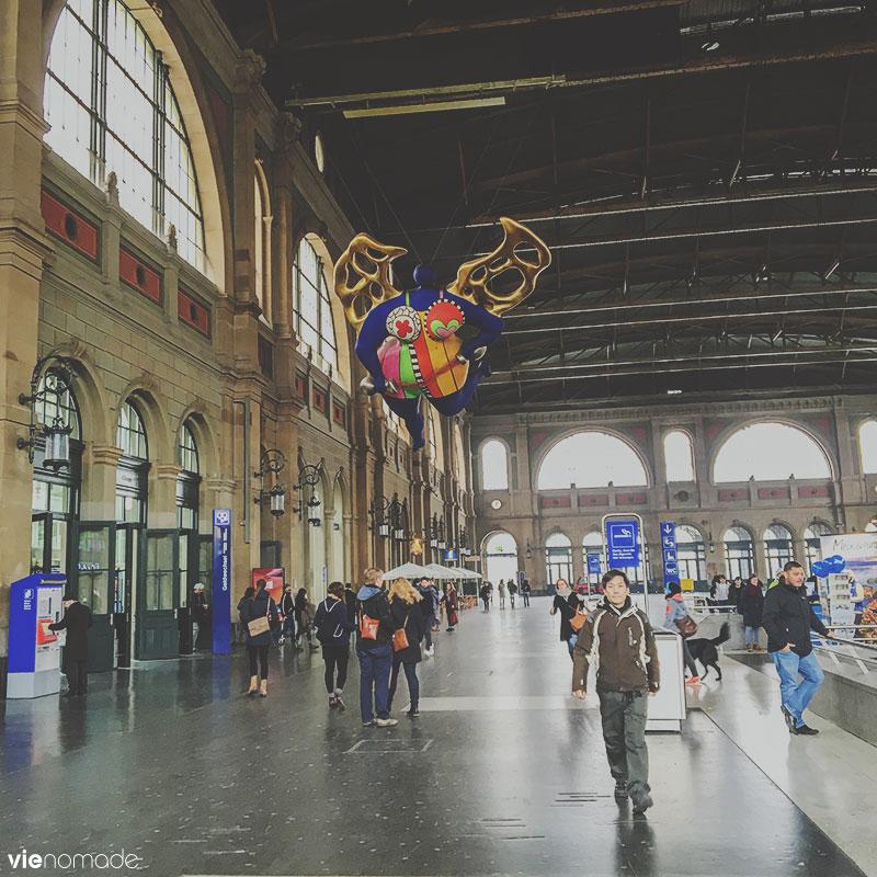 Gare de Zürich, Niki de Saint Phalle