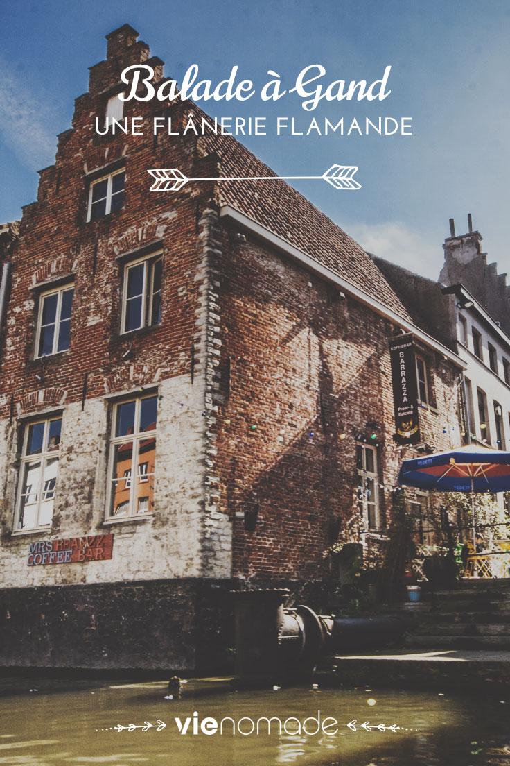 Que faire à Gand, Belgique