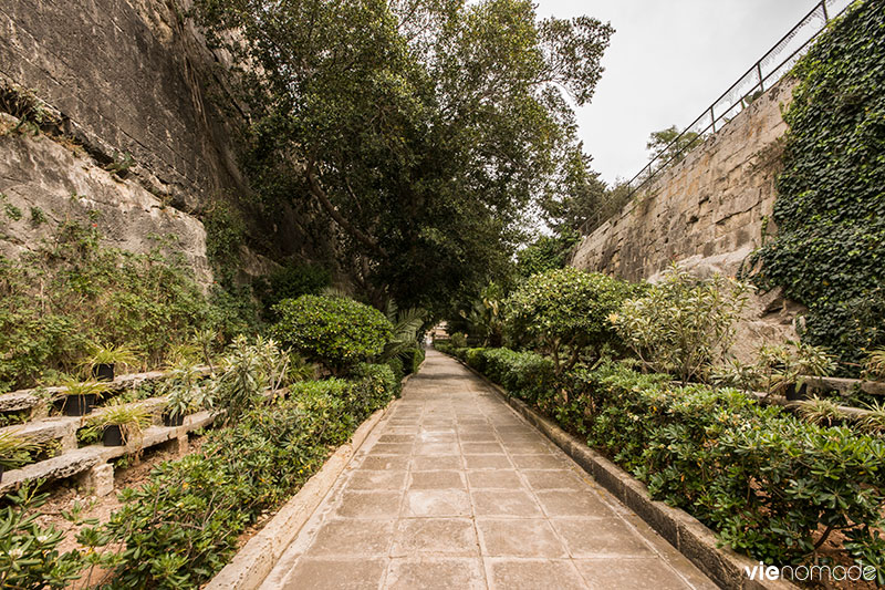 Sa Maison Garden, Floriana, La Valette à Malte