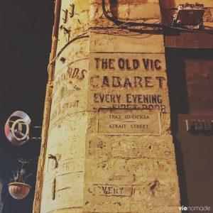 Strait Street, boire un verre à La Valette