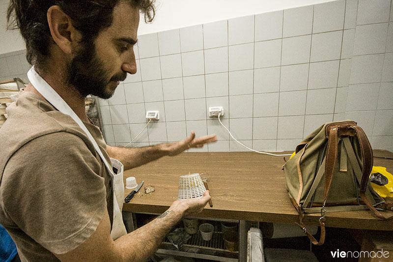 Ramon, le boulanger de Beit HaShita
