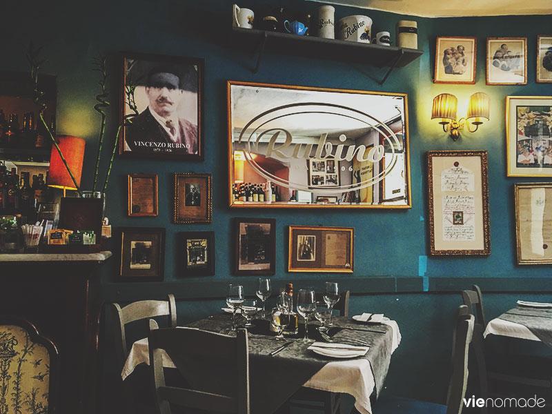 Restaurant Rubino, La Valette