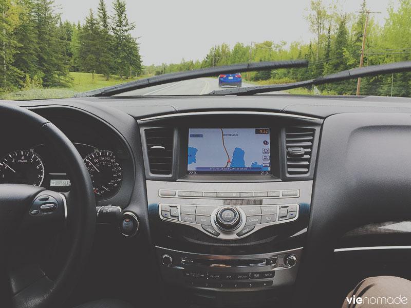 Road trip au Québec