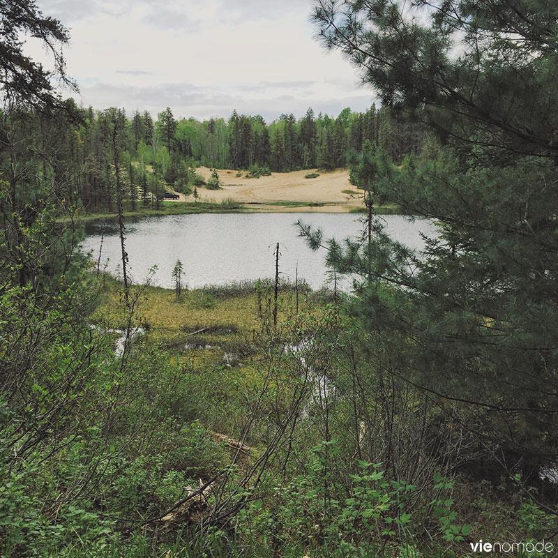 Forêt Récréative de Val-d'Or