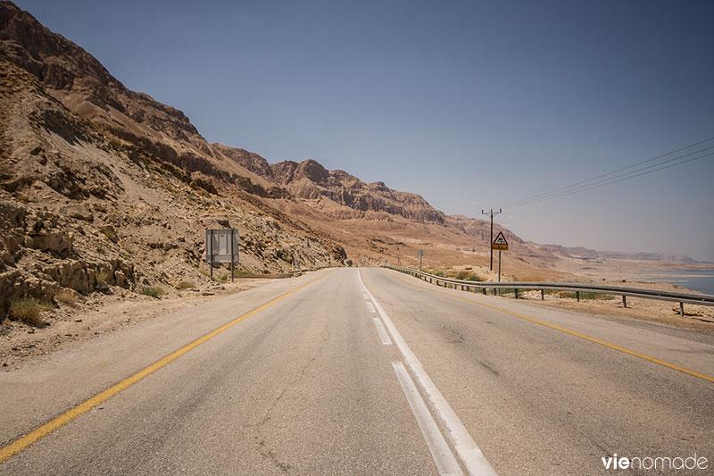 Road trip en Israël, vers la Mer Morte