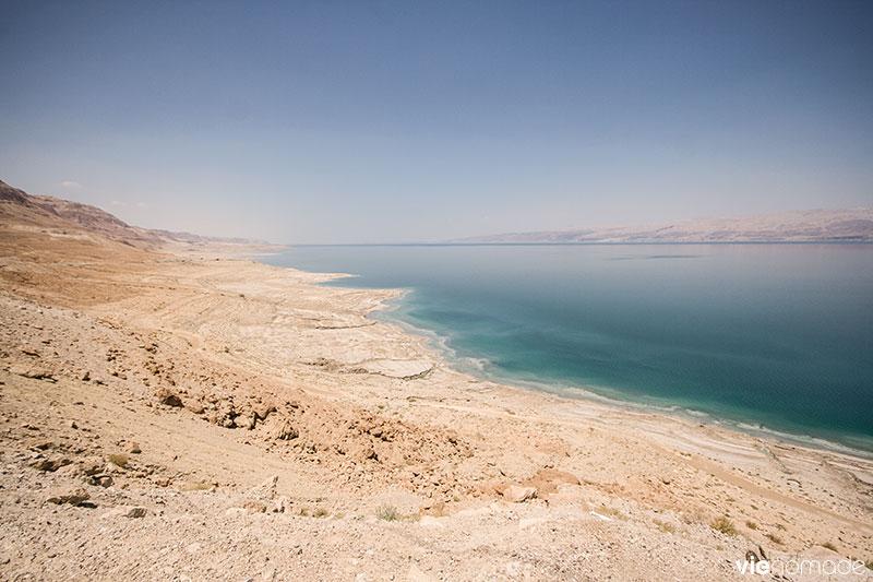 Mer Morte, Israël