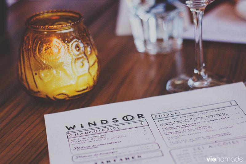Restaurant Windsor à Val-d'Or