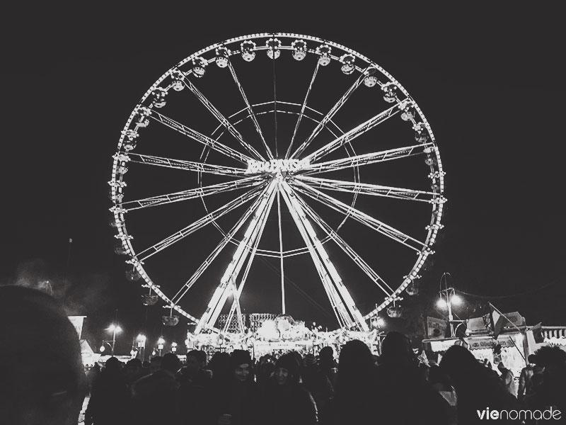 Nouvel an à Berlin: porte de Brandenburg