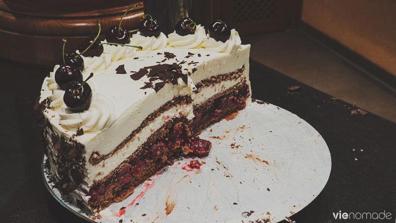 Le gâteau de la Forêt-Noire