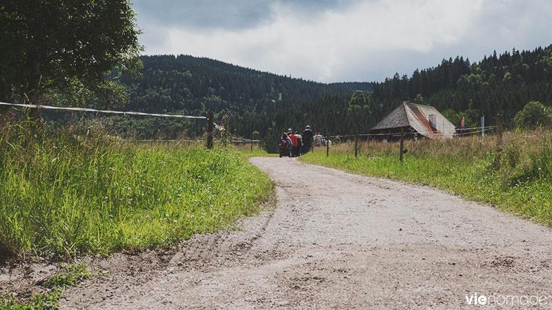 Unterkrummenhof, Schluchsee