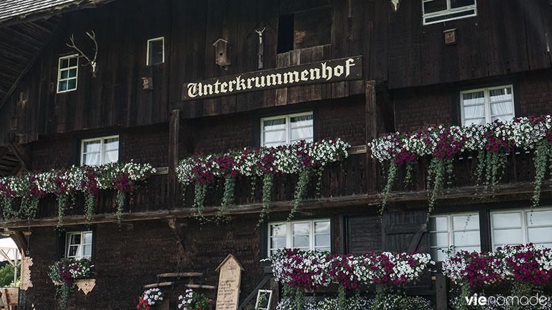Manger autour de Schluchsee: Unterkrummenhof