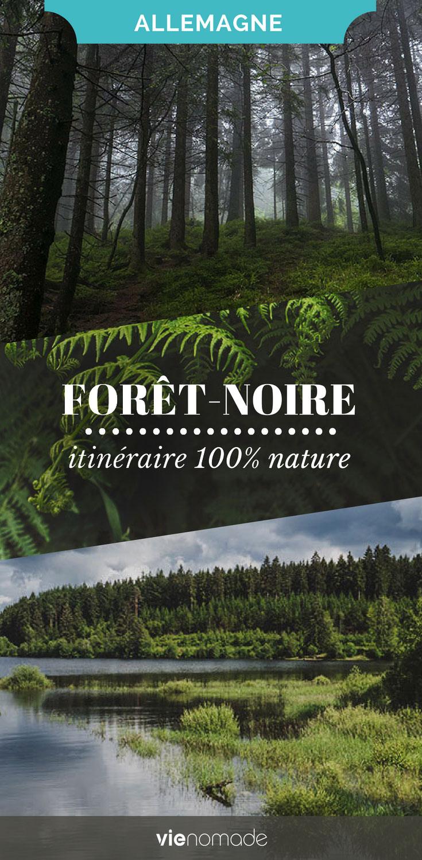 Road trip en Allemagne: itinéraire 100% nature en forêt-noire