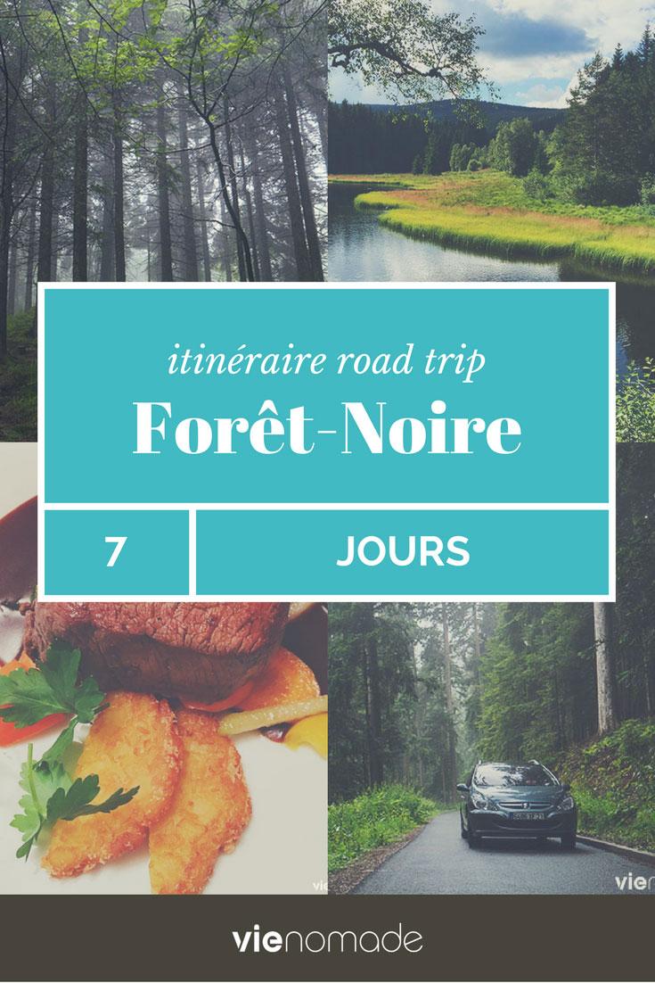 Un road trip 100% nature en Forêt-Noire, Allemagne