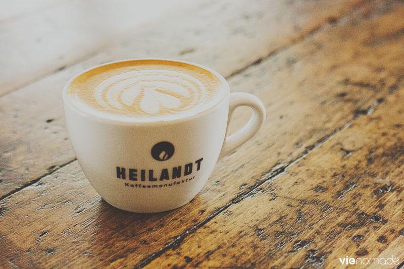 Heilandt café à Cologne