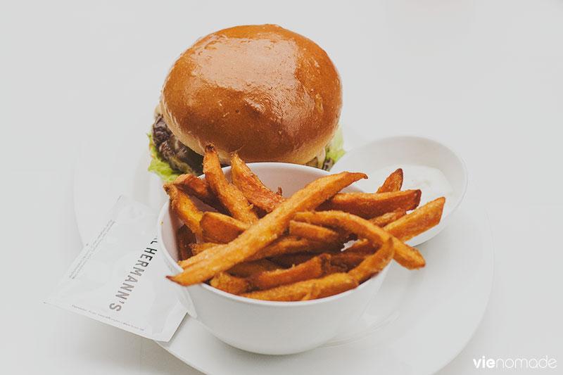 Karl Hermmann's gourmet burger à Cologne